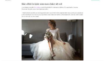 Tør du å gå for en todelt brudekjole?